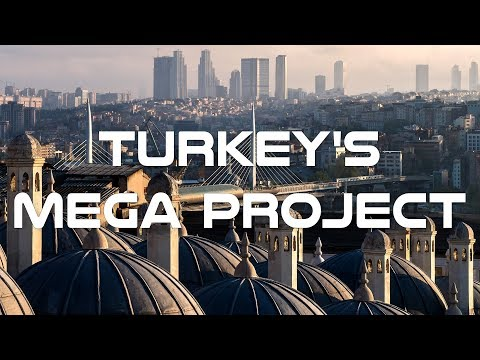 Turkey's Mega Project: New Istanbul Airport