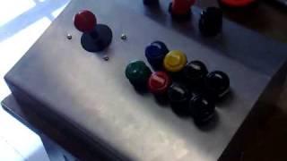 Modifing An Xbox 360 Wireless (cg) Controller Into A Arcade Stick Part 5