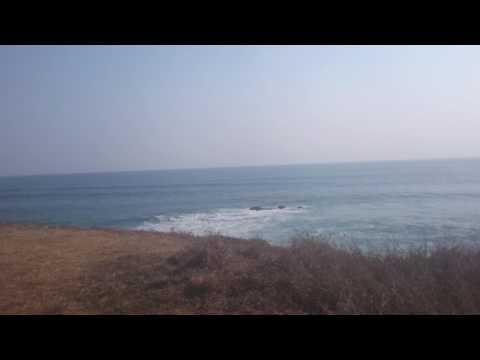 Kanion widok Punta Colorada