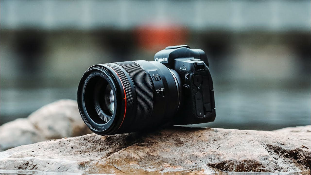 Image result for Canon EOS-R