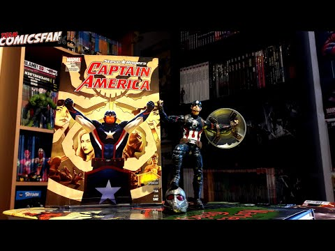 Captain America: Steve Rogers - Hydra über alles   Comic Review   Marvel Comics/Panini Comics
