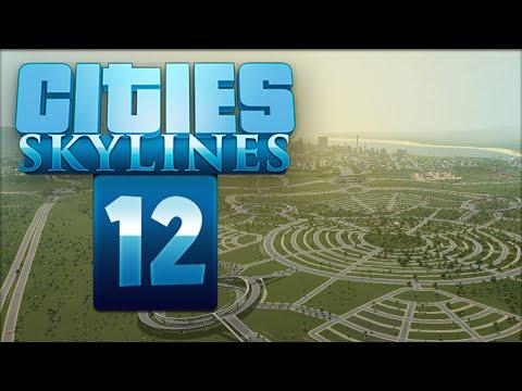 Cities: Skylines - GOTHEN CIRCLE! | Episode 12