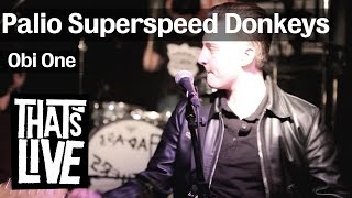 Palio Superspeed Donkey - Obi One ( Live @ BNN That