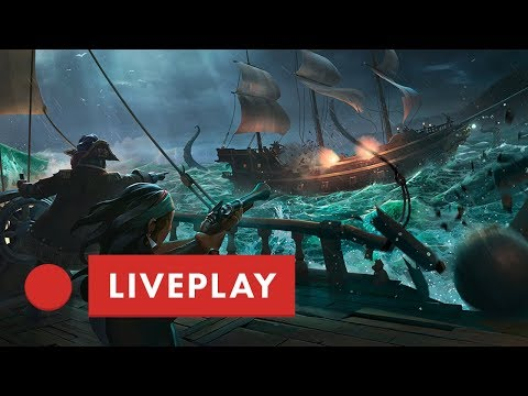 Sea of Thieves (Closed Beta) 🔴 LIVEPLAY