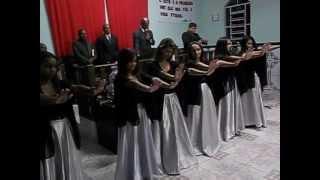 coreografia homenagem ao Pastor Hildebrando