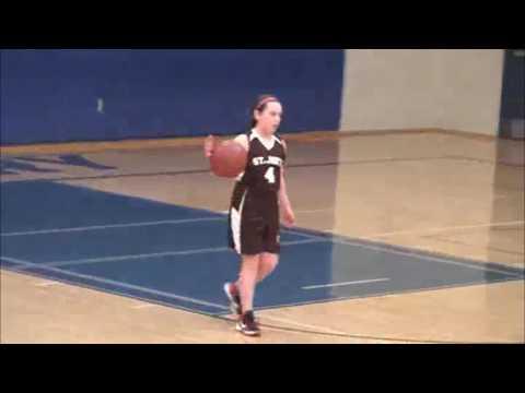 St. Joe's Girls Basketball (grade 5) vs. First Immanuel Lutheran School