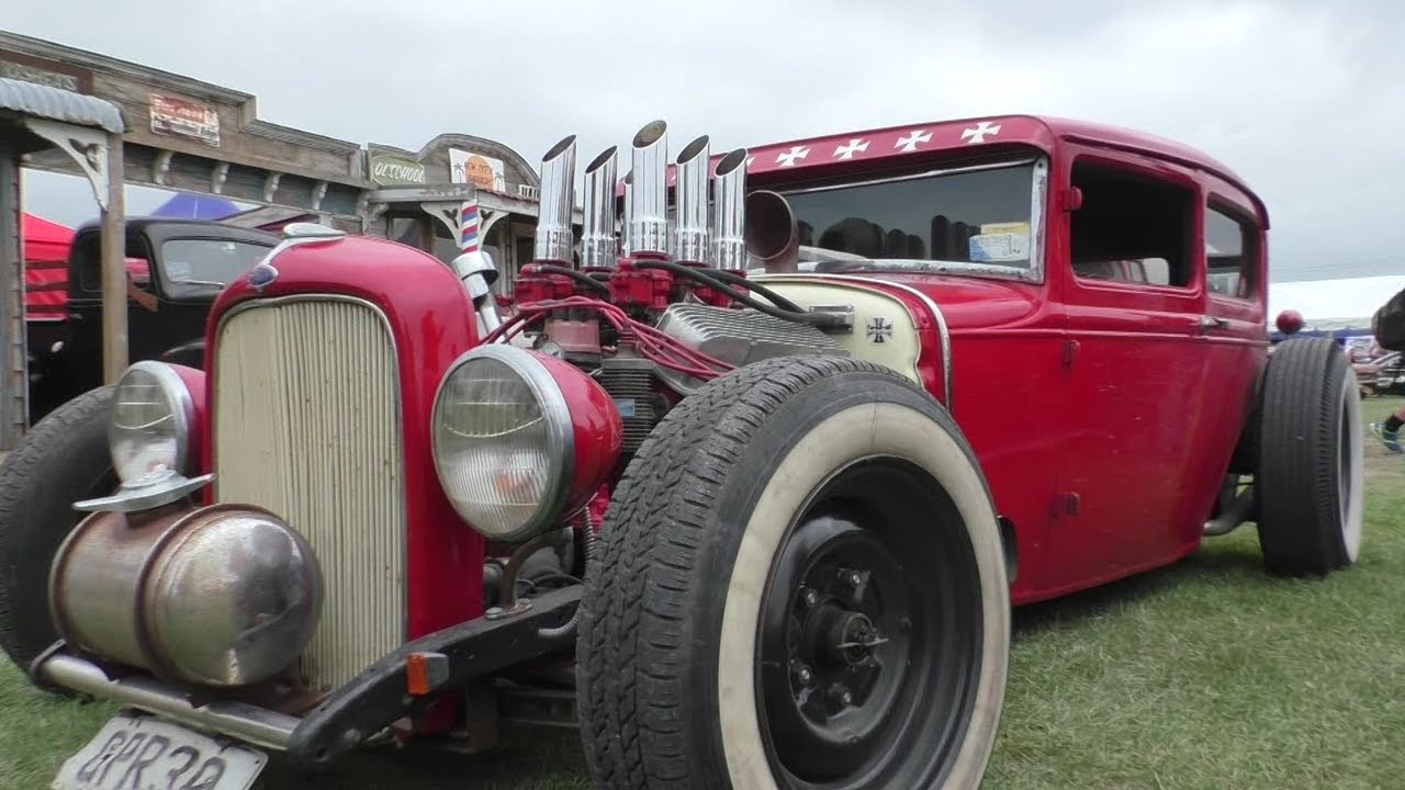Muscle Car Madness 2018 Hot Rods Muscle Cars Street Machines