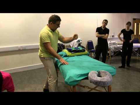 Deep tissue massage technique 1
