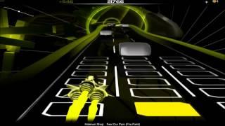 AudioSurf | Feel our Pain (Fire Field) - Hidenori Shoji (F-Zero GX)