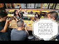 Foodie Meet up at Pappas Artisanal in La Verne