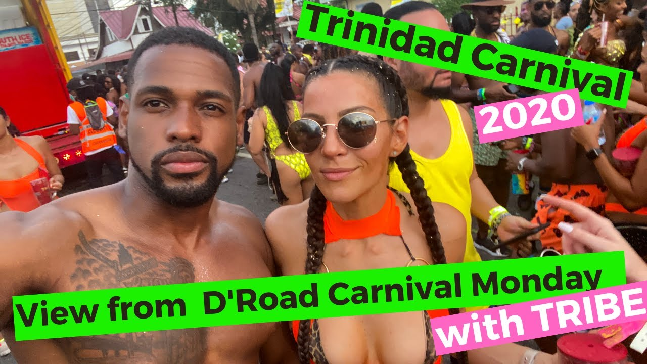Carnival Monday 2020 TRIBE, Why Carnival Monday is so AMAZING, Watch what it is like - 1st time view