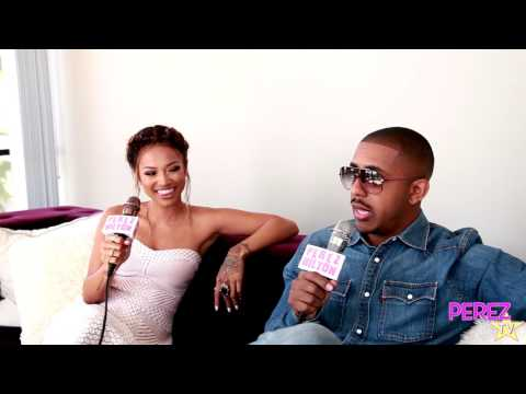 """Marques Houston Talks About Possible """"Sister, Sister"""" Reunion With Karrueche Tran"""
