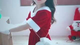 [해외직구] 여아 아동복 아기 옷 어린이 집 크리스마스…