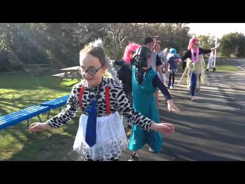 Crazy Day - Halcombe School