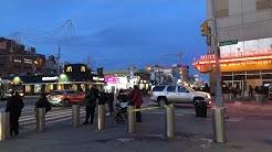 NYC LIVE from Jamaica to Elmhurst via Jamaica Avenue, Queens Boulevard, Broadway (January 2020)