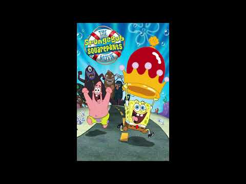 The Spongebob SquarePants Movie Soundtrack A Kid Full Score With A Few SFX