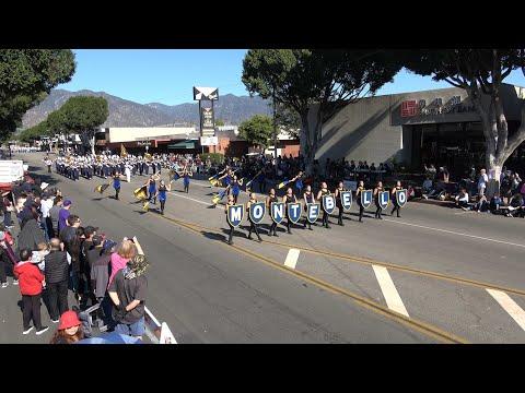 Montebello High School Mighty Oiler Brigade - Arcadia Band Review 2010-2019