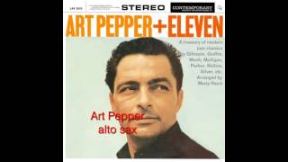 Art Pepper - Shawnuff