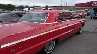 1964 Impala SS  - Walkaround - 4k