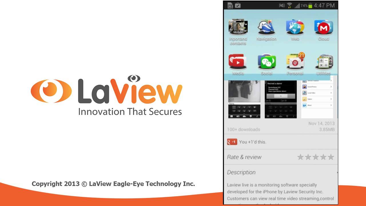 For Laview How Android To Devices App Setup Live