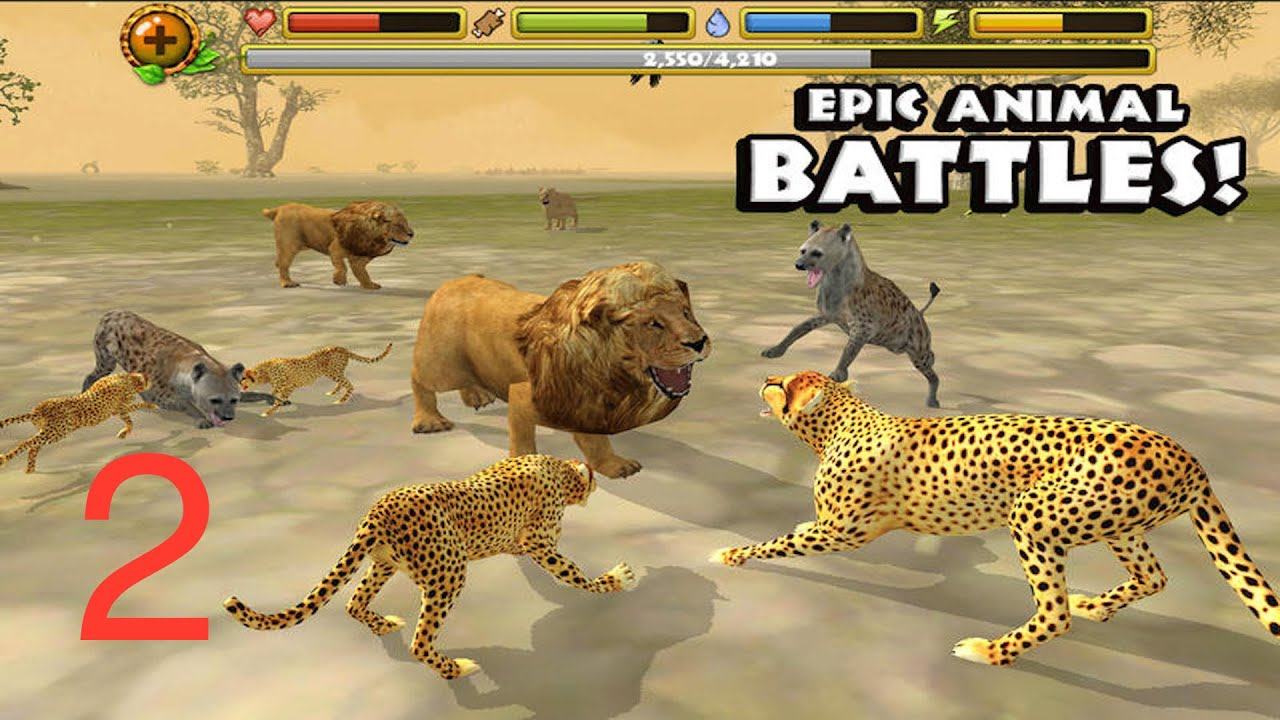 ????#Cheetah Simulator ????- Part2 -# Gluten Free games - #iTunes/#Google Play