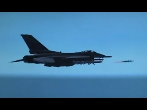 F-16 F 4.0+RV HQ A-G WEAPONS PART 4