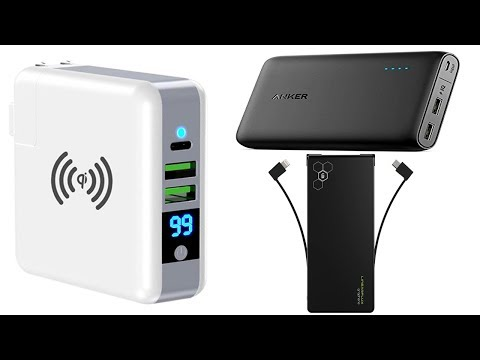 7 Best Power Banks 2018 You Must Have