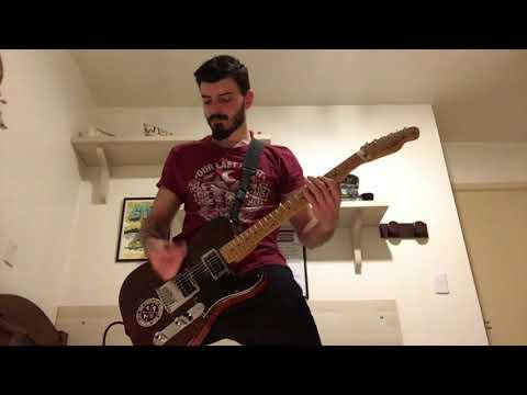 Bullet Bane - Encruzilhada (guitar cover)