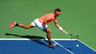 Top 3 Drills To Improve Your Speed On The Tennis Court