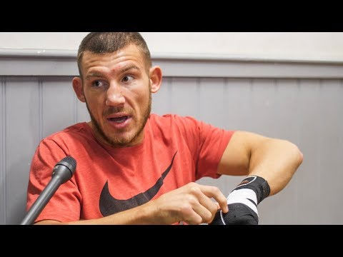 Liam Williams: Sparring BILLY JOE SAUNDERS is harder than any fight I've ever had