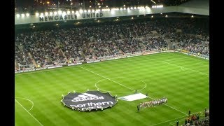 St James Park -  The Proud Home of Newcastle United