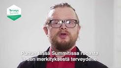 Pyry Suonsivu TerveysSummit 2020 trailer