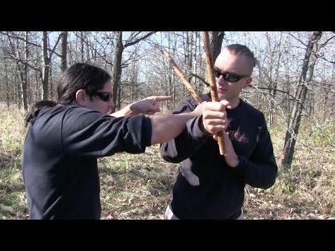 Kali Stick Fighting Technique