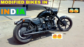 Top 5: Best Modified Bikes in India ! ! ! (Part 2)