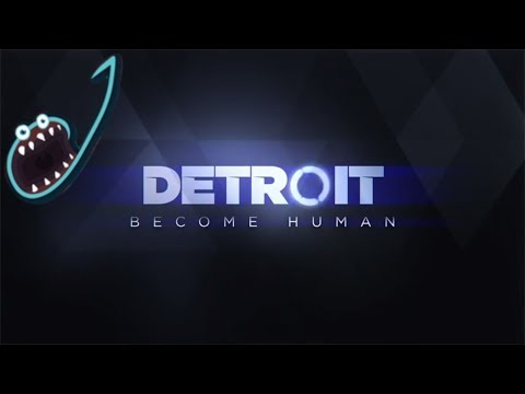 Jerma Streams - Detroit: Become Human (Part 1)