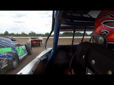 North Florida Speedway emod heat race 4/14/18