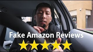 Why I Hate Fake Reviews on Amazon