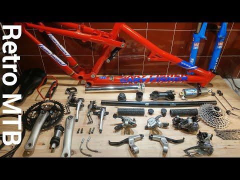 Dream  Build  MTB  /  Restoration Gary  Fisher  Sugar