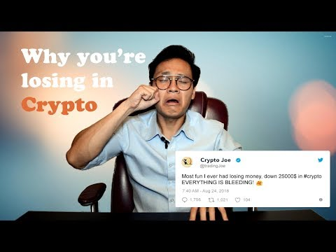 MOST COMMON MISTAKES made in trading & investing Cryptocurrency | Proven strategy that works!