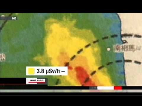 Japan - High Levels Of Radiation Found In Remote Areas 9-11-11