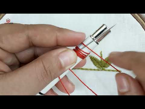 Hand Embroidery Flowers  Sewing Tricks  Tutorials