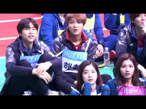 All The NCT Haechan Moments @ 2018 ISAC [Idol Star Athletic Championships]