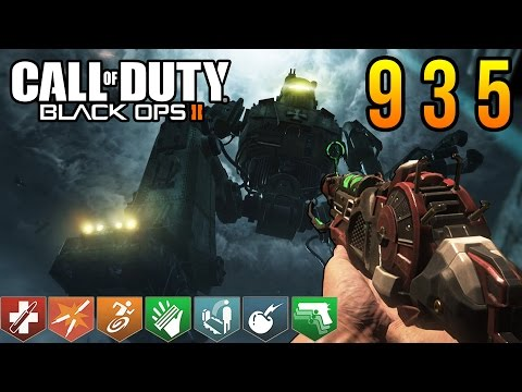 'ORIGINS' 935 SOLO EASTER EGG CHALLENGE! (Call of Duty Black Ops 2 Zombies)