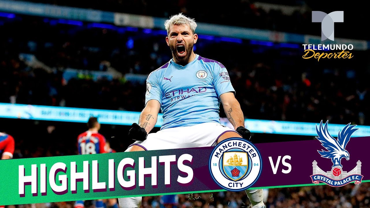 Manchester City vs. Crystal Palace: 2-2 Goals & Highlights ...