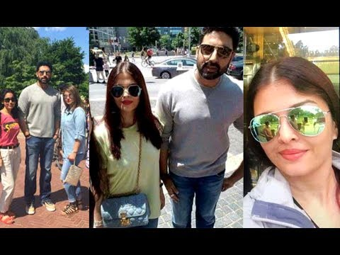 Aishwarya Rai And Abhishek Bachchan Vacation In New York Mp3