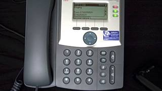 cisco spa 303 call forward on off