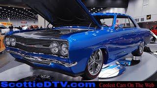 1965 Chevrolet Chevelle Reflection Pro Touring Great Eight Winner 2019 Detroit Autorama