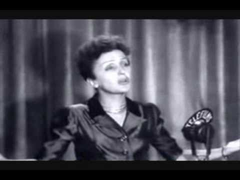 Autumn Leaves - Edith Piaf
