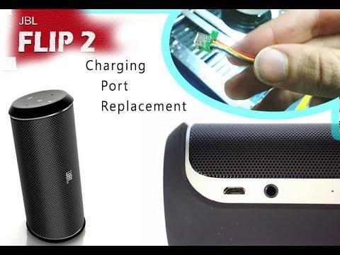 JBL Flip 2 Charging Port Replacement / Wymiana gniazda ładowania