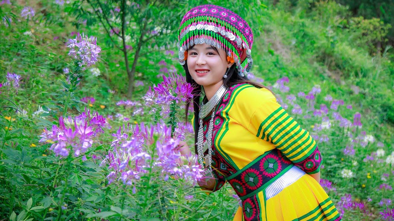 Lễ hội Dù Lượn ngày 2 - Đèo Khau Phạ trở thành Chợ Tình phiên bản Mù Cang Chải-Gặp toàn em xinh